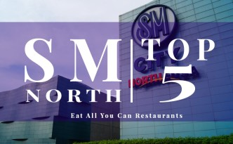 Eat All You Can in SM North