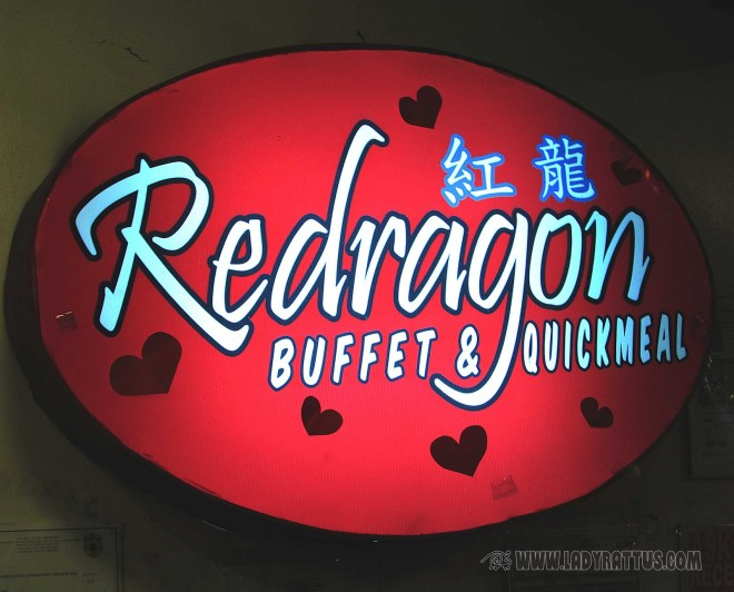 Eat All You Can In Quezon City - Redragon Buffet and Quickmeal