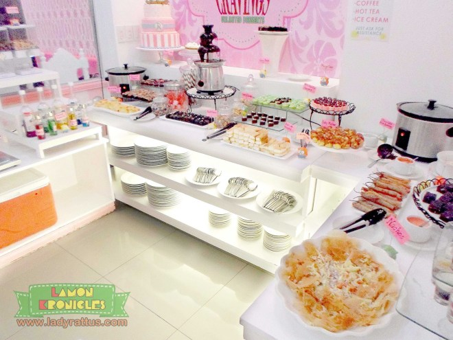 Eat All You Can In Quezon City - Sugar Cravings Unlimited Desserts