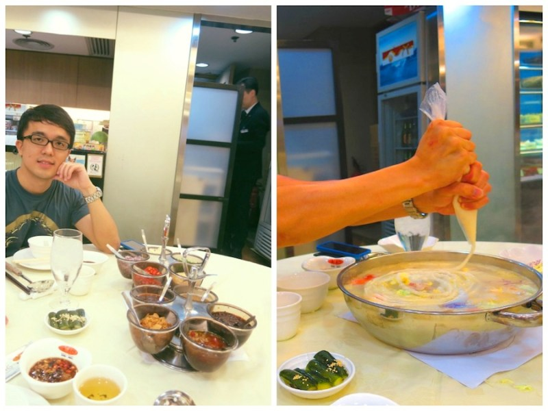 Megan Hotpot Fish Noodle