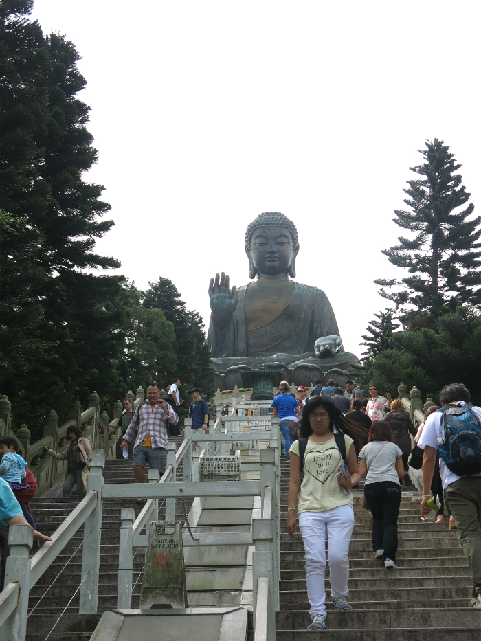 Tian Tan Big Buddha Statue