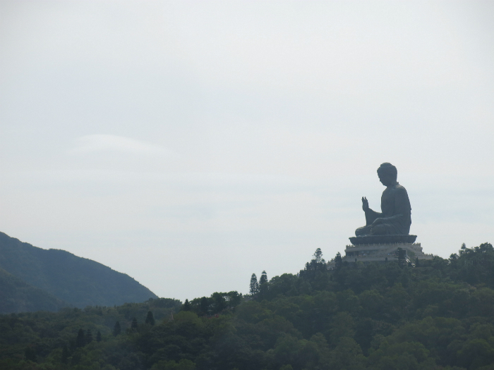 Tian Tan Big Buddha 2