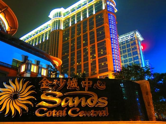 Sands Cotai Central Macau