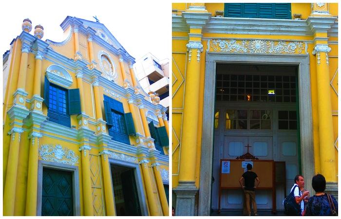 St Dominic's Church, Igreja de São Domingos, Macau