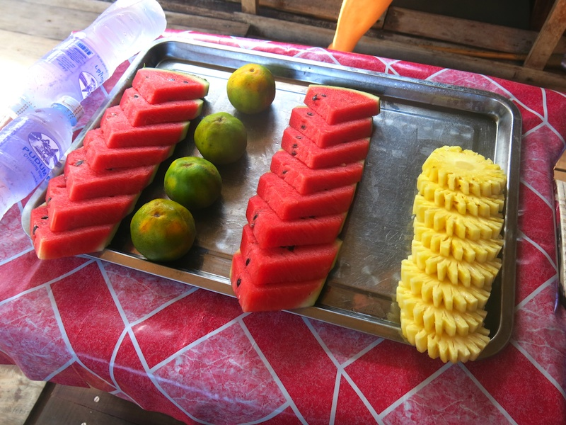 Andaman Camp and Cruises Fruits