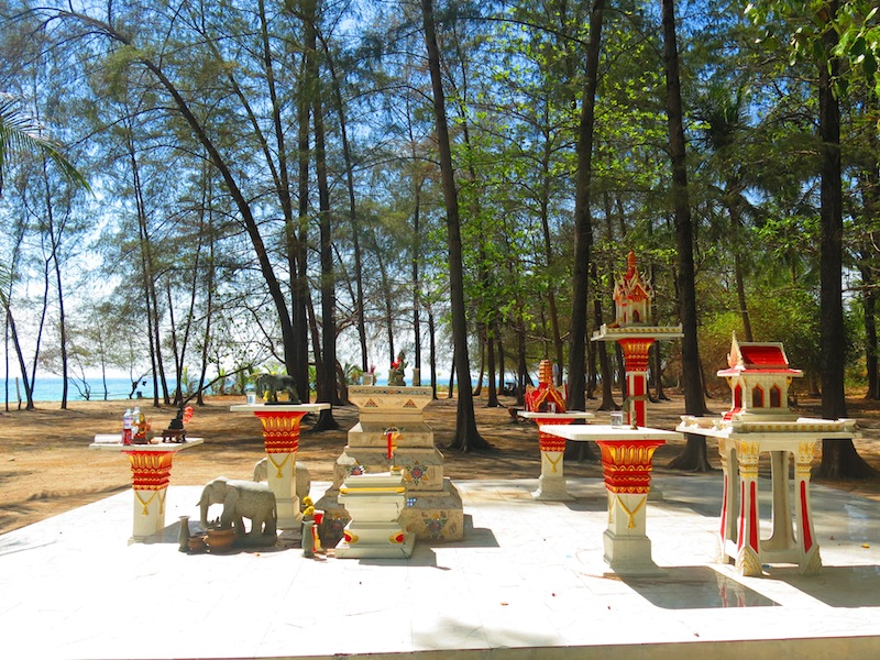 Koh Poda Island Temple