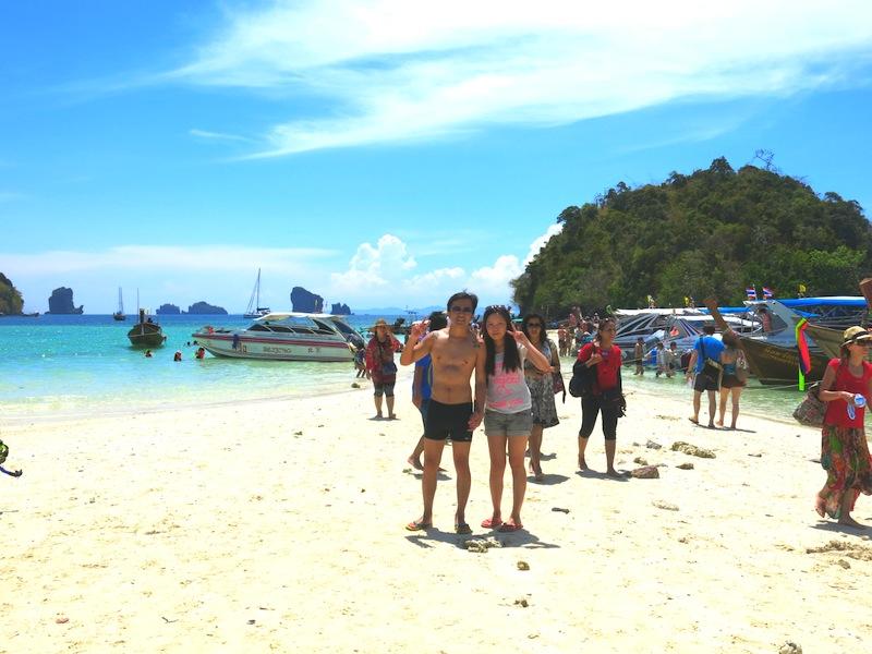 Krabi Koh Mor Island