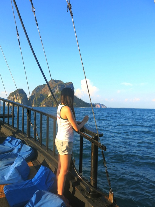 Koh Poda/Turtle Island, Krabi Sunset Cruises