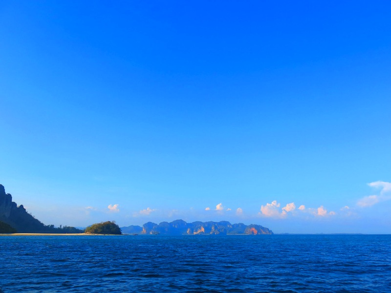Krabi Sunset Cruises View