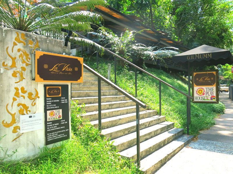 Seb's Bistro at Rochester Park Singapore