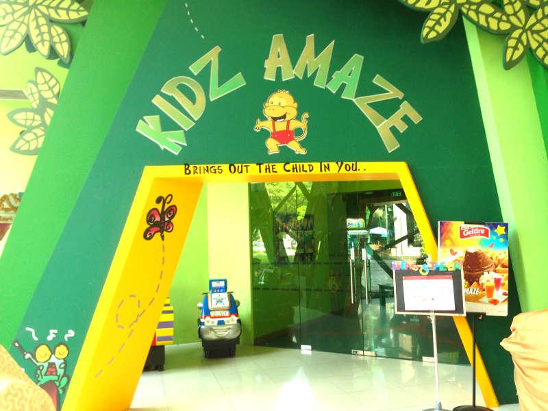Kids Amaze at Safra Jurong