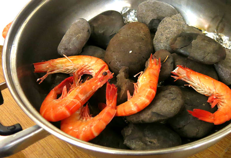 Resort Seafood Genting Highlands Sauna Live Prawns with Genting Pu-Erh Tea