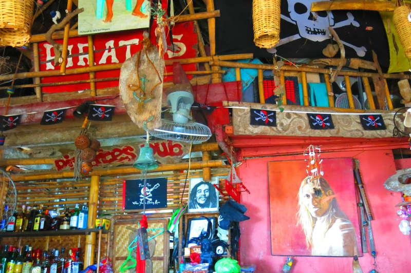Boracay Red Pirates Pub White Beach