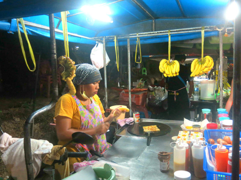 Krabi Ao Nang Street Food