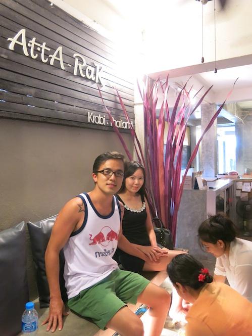 Krabi Lets Sea Lets Relax Massage