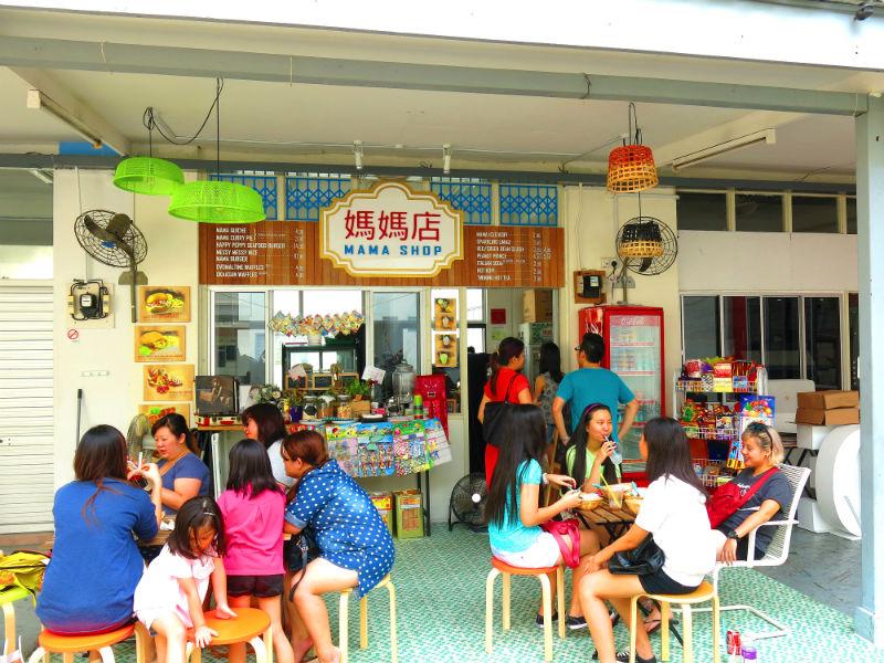 The Mama Shop Singapore