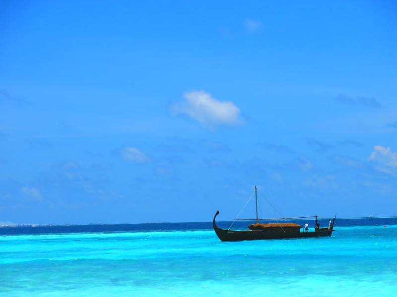 Baros Maldives Dhoni Cruise