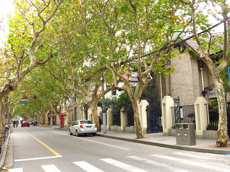 Shanghai Sinan Road
