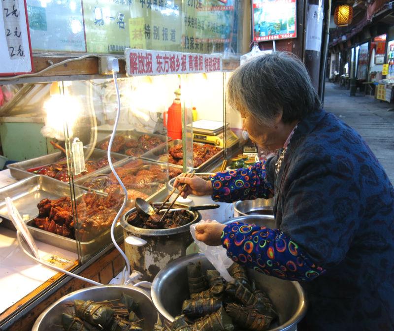 ZhuJiaJiao Food Stall