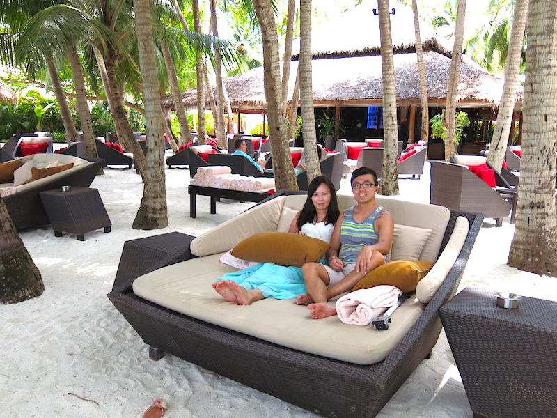 Baros Maldives Lounge Chairs