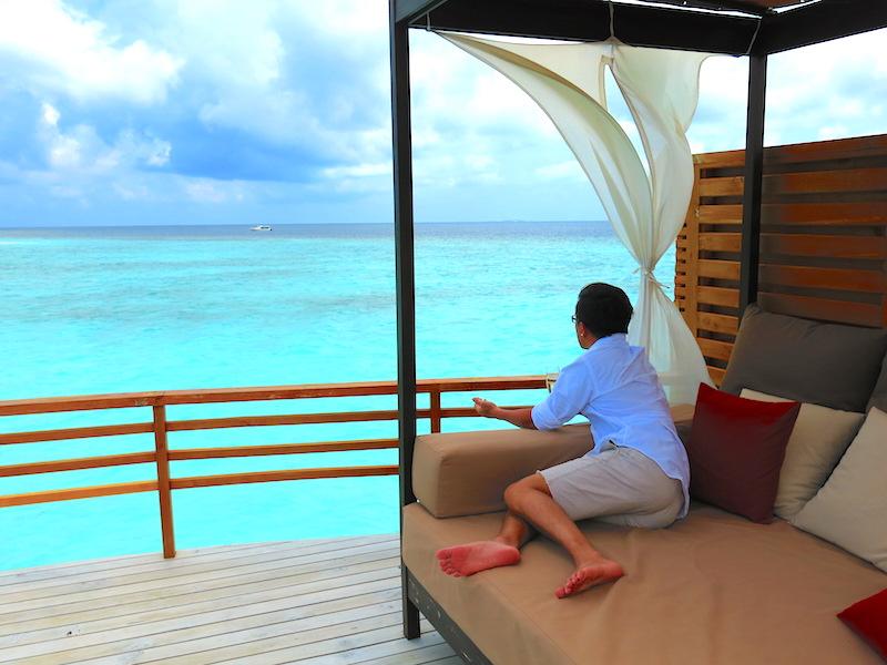 Baros Maldives Sala