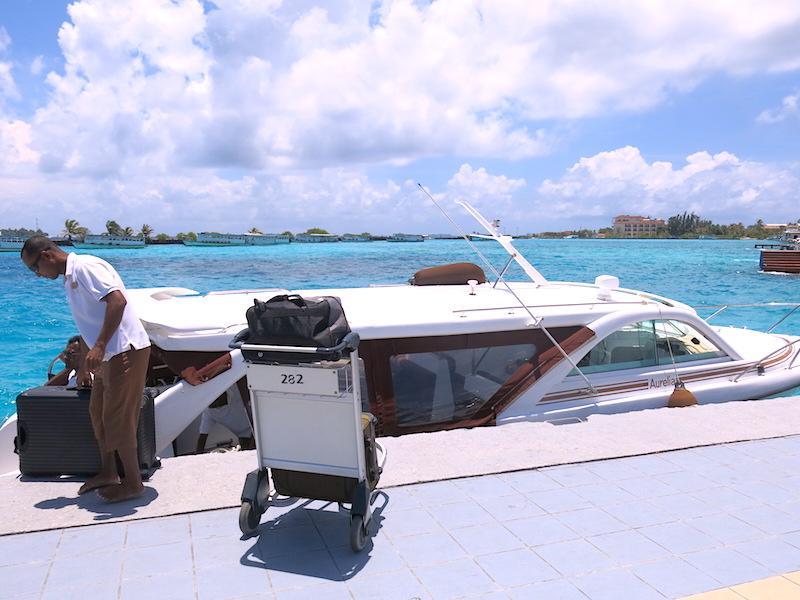 Baros Maldives Service