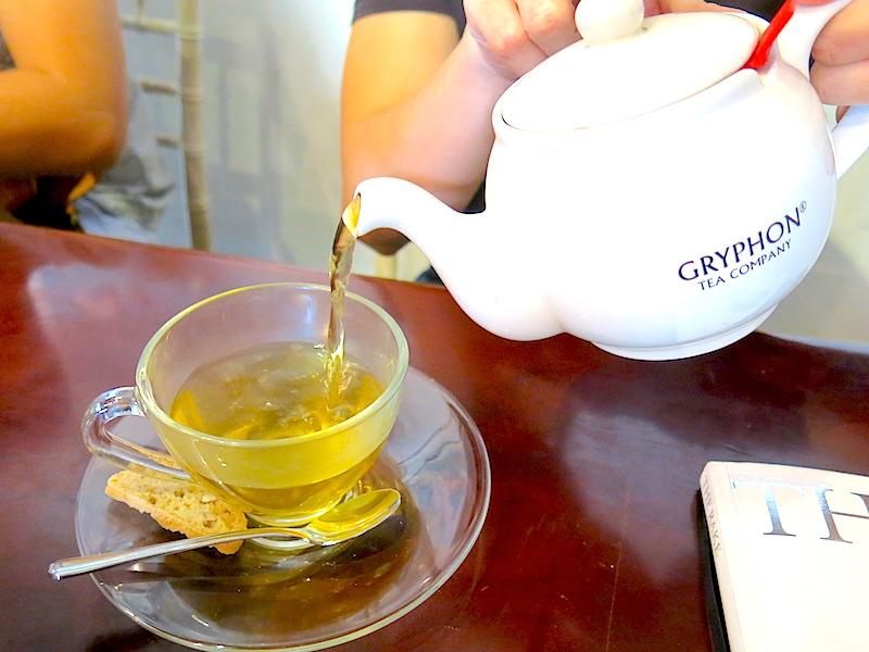 The Pantry at Shop Wonderland Peppermint Tea