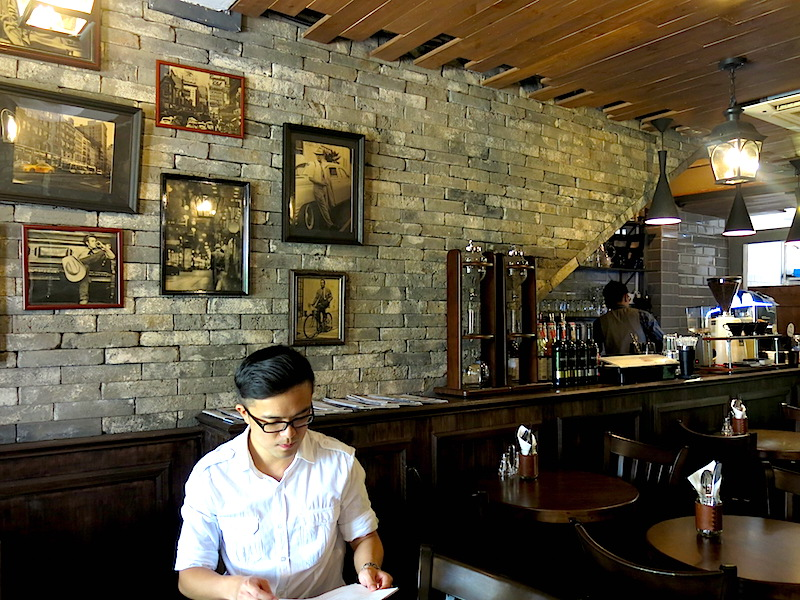 And Why Cafe Singapore New York City Pictures on Wall