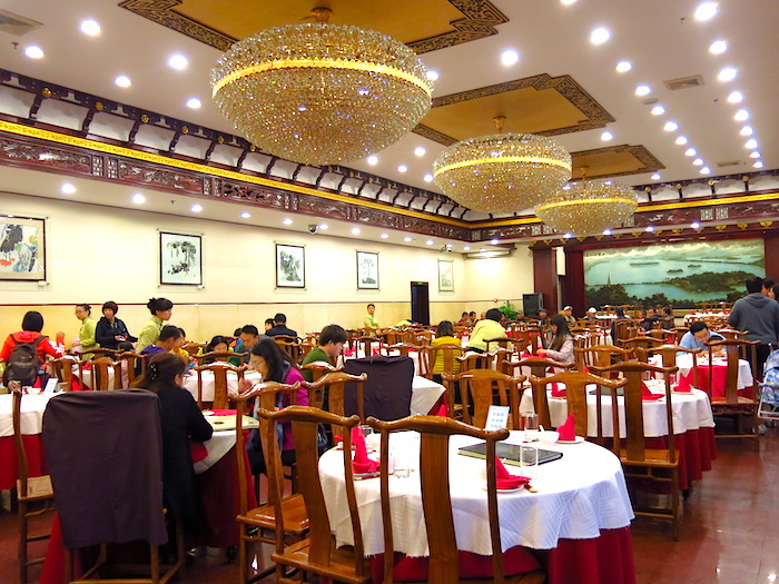 Lou Wai Lou Hangzhou Interior