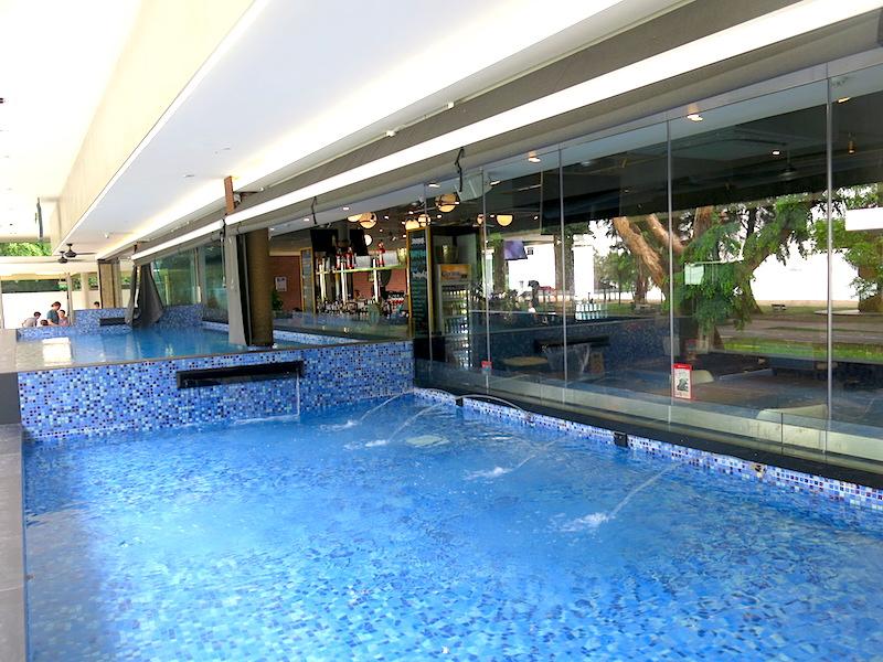 The Sandbank Singapore Plunge Pool