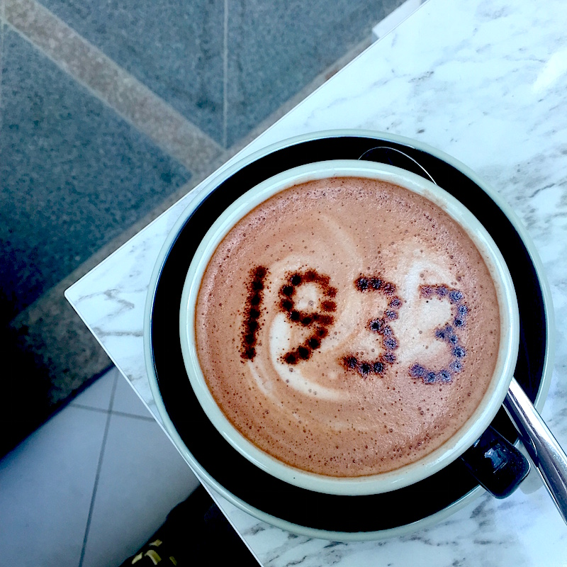 1933 Hot Chocolate