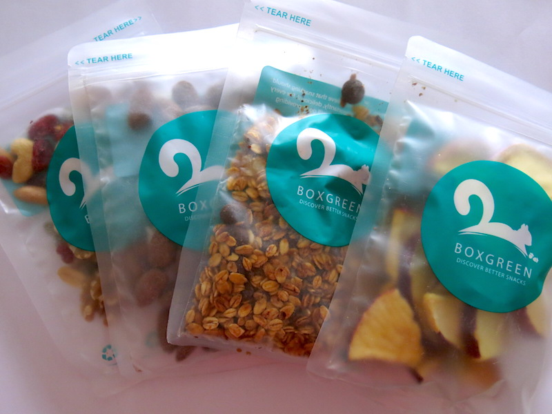 Boxgreen Singapore Snack