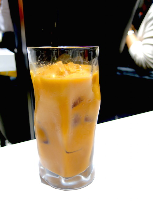 Kaffir & Lime Singapore - Thai Ice Milk Tea