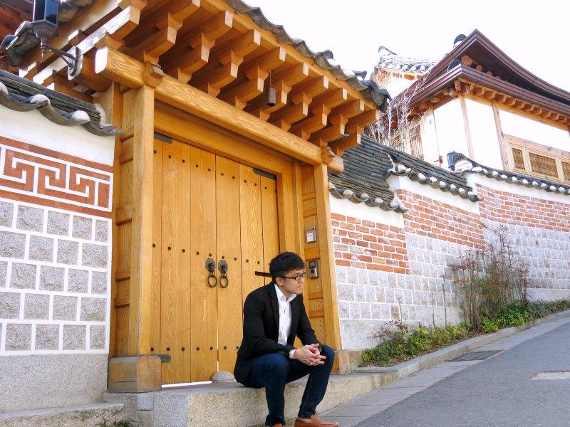 Bukchon Hanok Evan