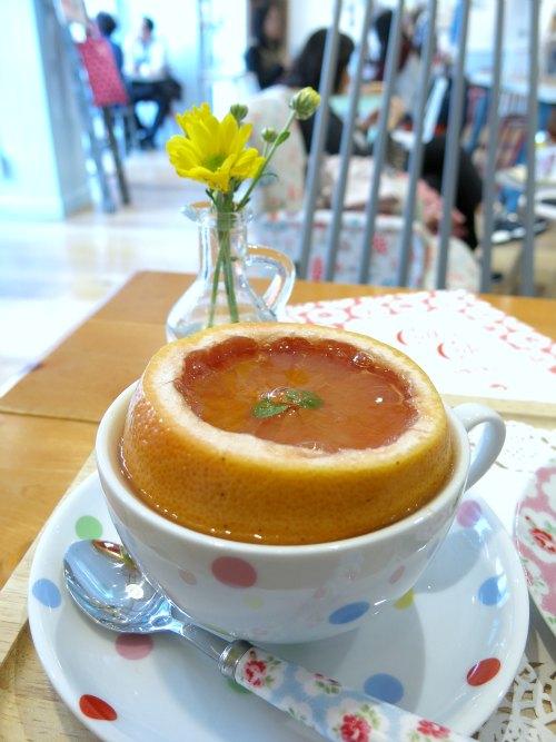 Cath Kidston Cafe Honey Grapefruit