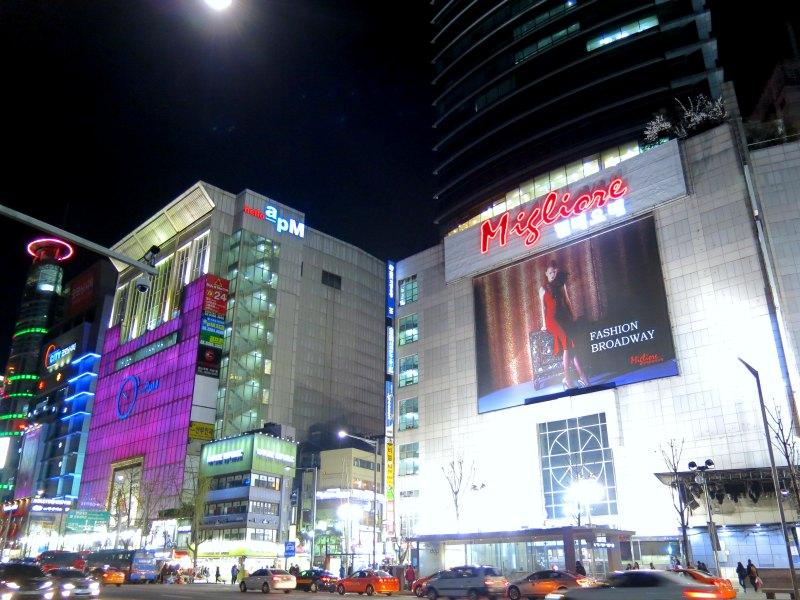 Migliore Dongdaemun Facade