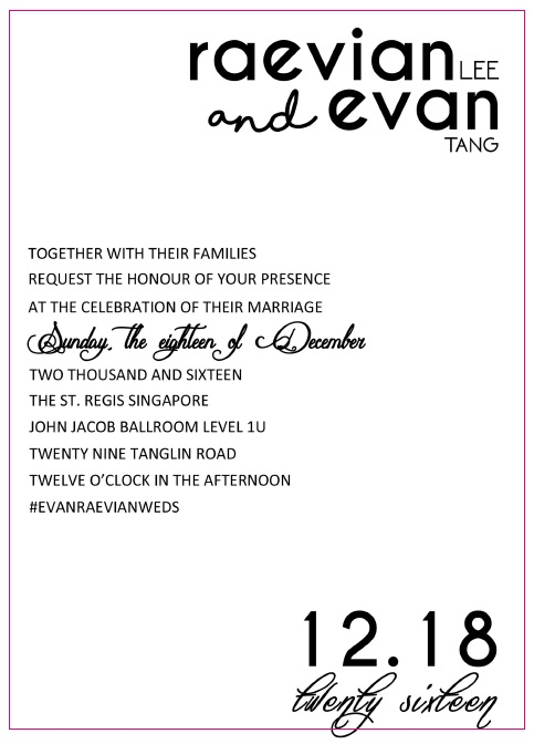 Design Your Wedding Card On Microsoft Powerpoint