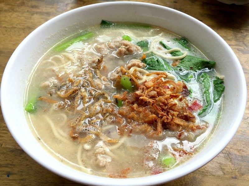 Ban Mian Noodles