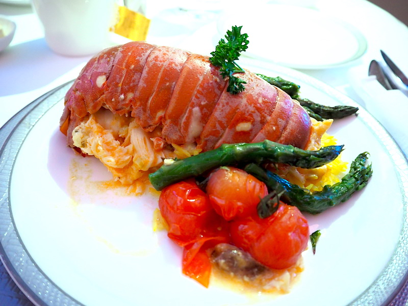 Boston Lobster Thermidor
