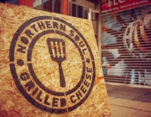 Northern Soul Grilled Cheese Manchester