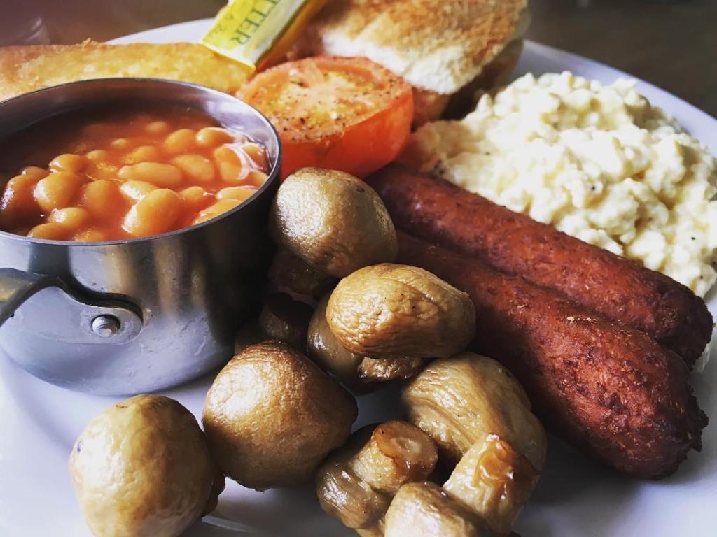 Breakfast at the Blind Pig Monton