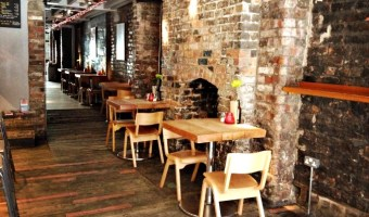 Terrace NQ Manchester – Eat and Two Veg Breakfast Review