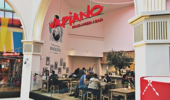 Vapiano Manchester Review: Relaxed Italian Dining at the Corn Exchange