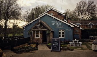 The March Hare Cheadle Hulme Review – Village Pub Delight