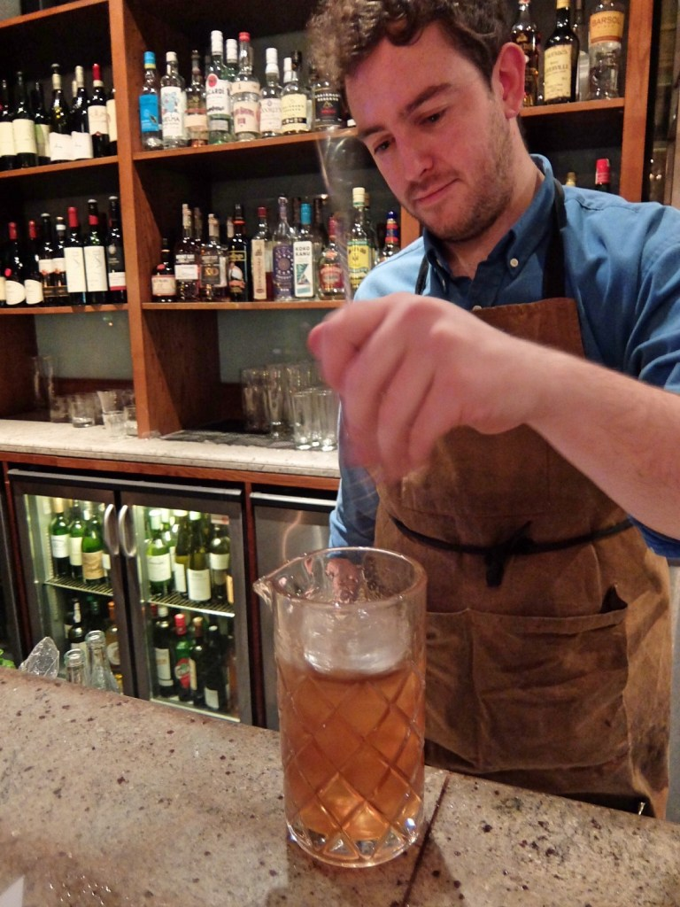 Creating the Cocktail
