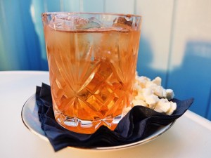 Drive-in Movie Cocktail at Vintage Ambiance