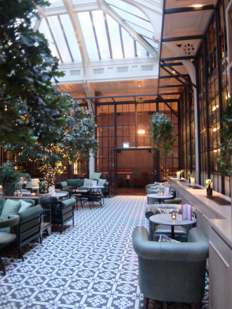 The Winter Garden Room