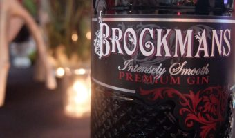 Brockmans Press for Gin Event Manchester