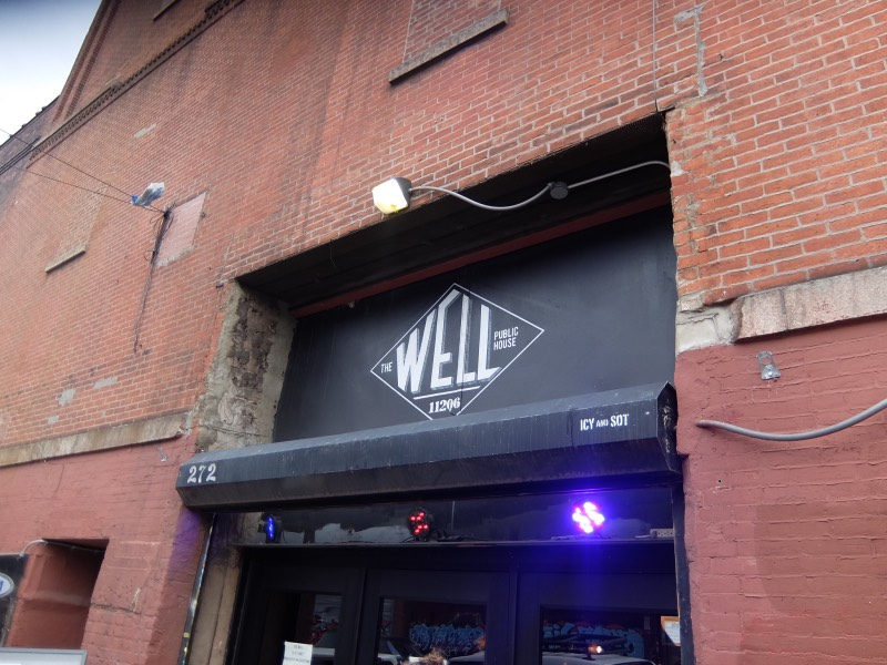 The Well Bar