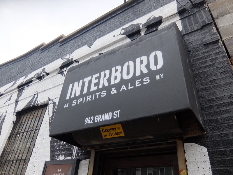 Intereboro Bar Brooklyn